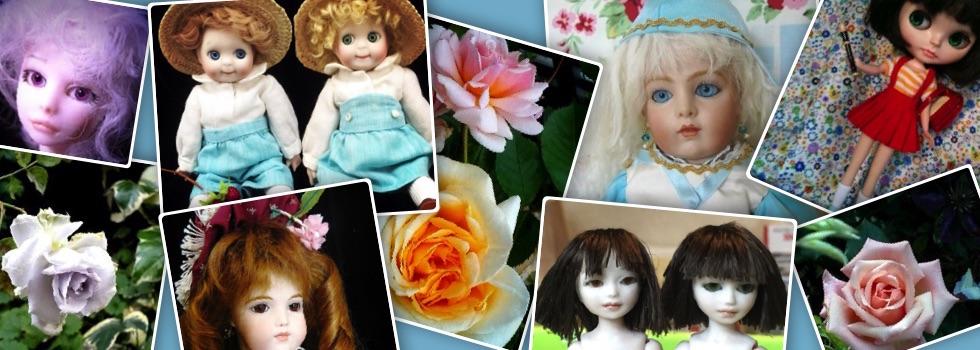 †蔓薔薇人形館†
